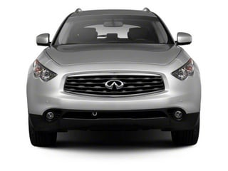 2010 INFINITI FX35 Pictures FX35 FX35 2WD photos front view