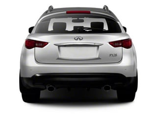 2010 INFINITI FX35 Pictures FX35 FX35 2WD photos rear view