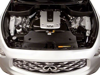 2010 INFINITI FX35 Pictures FX35 FX35 2WD photos engine