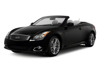 2010 INFINITI G37 Convertible Pictures G37 Convertible Convertible 2D 6 Spd photos side front view