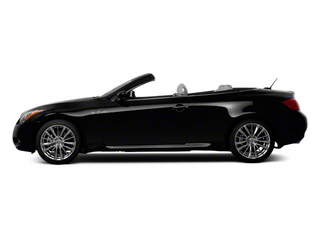 2010 INFINITI G37 Convertible Pictures G37 Convertible Convertible 2D photos side view