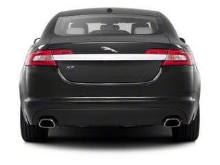 2010 Jaguar XF Pictures XF Sedan 4D Supercharged photos rear view