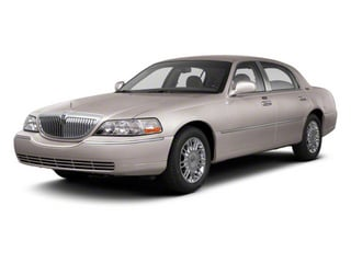 2010 Lincoln Town Car Sedan 4d Signature Limited Specs And