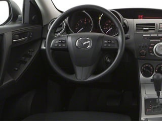 2010 Mazda Mazda3 Pictures Mazda3 Sedan 4D s photos driver's dashboard