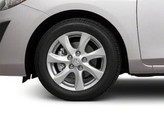 2010 Mazda Mazda3 Pictures Mazda3 Sedan 4D s photos wheel