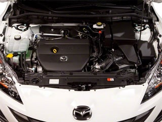 2010 Mazda Mazda3 Pictures Mazda3 Sedan 4D s photos engine