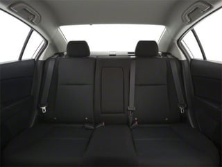 2010 Mazda Mazda3 Pictures Mazda3 Sedan 4D s photos backseat interior