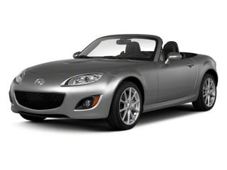 2010 Mazda MX-5 Miata Pictures MX-5 Miata Convertible 2D Sport photos side front view