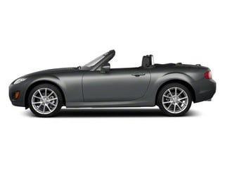 2010 Mazda MX-5 Miata Pictures MX-5 Miata Convertible 2D GT photos side view