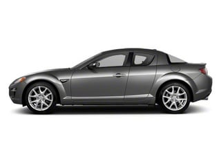 2010 Mazda RX-8 Pictures RX-8 Coupe 2D R3 (6 Spd) photos side view