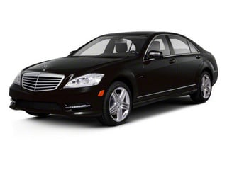 2010 Mercedes-Benz S-Class Pictures S-Class Sedan 4D S550 AWD photos side front view