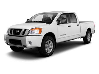 2010 Nissan Titan Crew Cab PRO-4X 4WD Safety Ratings, 2010