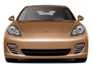2010 Porsche Panamera Pictures Panamera Hatchback 4D S photos front view