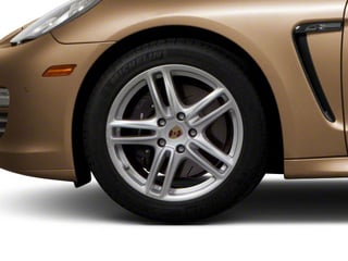 2010 Porsche Panamera Pictures Panamera Hatchback 4D S photos wheel