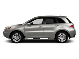 2011 Acura RDX Pictures RDX Utility 4D Technology AWD photos side view