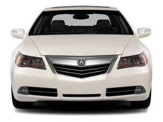 2011 Acura RL Pictures RL Sedan 4D Technology photos front view