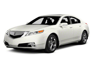 2011 Acura TL Pictures TL Sedan 4D Technology AWD photos side front view