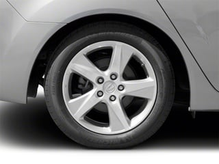 2011 Acura TSX Pictures TSX Sedan 4D Technology photos wheel