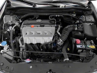 2011 Acura TSX Pictures TSX Sedan 4D Technology photos engine