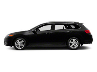 2011 Acura TSX Sport Wagon Pictures TSX Sport Wagon 4D photos side view