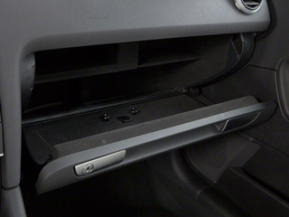 2011 Audi A3 Pictures A3 Hatchback 4D TDI photos glove box