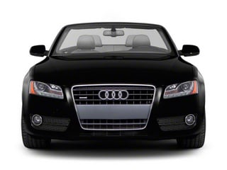 2011 Audi A5 Pictures A5 Convertible 2D Quattro Prestige photos front view