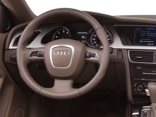2011 Audi A5 Pictures A5 Convertible 2D Quattro Prestige photos driver's dashboard