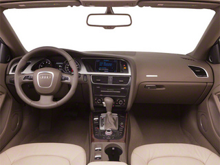 2011 Audi A5 Pictures A5 Convertible 2D Prestige photos full dashboard