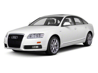 2011 Audi A6 Pictures A6 Sedan 4D 3.0T Quattro Premium Plus photos side front view