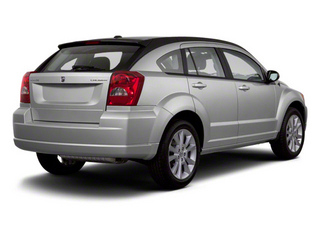 2011 Dodge Caliber Pictures Caliber Wagon 4D Uptown photos side rear view