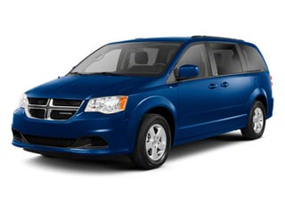 2011 Dodge Grand Caravan Pictures Grand Caravan Grand Caravan R/T photos side front view