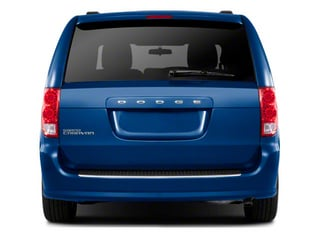 2011 Dodge Grand Caravan Pictures Grand Caravan Grand Caravan R/T photos rear view