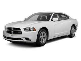 2011 Dodge Charger Pictures Charger Sedan 4D Police photos side front view