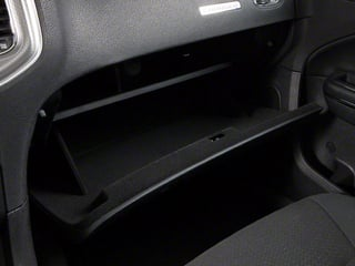 2011 Dodge Charger Pictures Charger Sedan 4D Police photos glove box