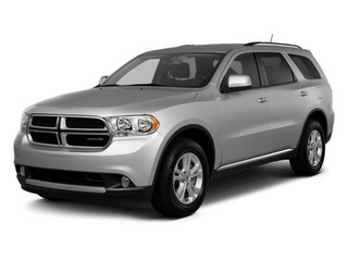 2011 Dodge Durango Pictures Durango Utility 4D Crew 2WD photos side front view