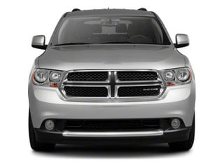 2011 Dodge Durango Pictures Durango Utility 4D Crew 2WD photos front view