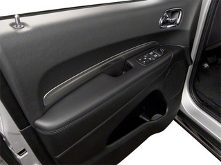 2011 Dodge Durango Pictures Durango Utility 4D Crew 2WD photos driver's door