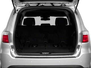 2011 Dodge Durango Pictures Durango Utility 4D Crew 2WD photos open trunk