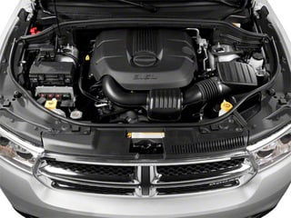 2011 Dodge Durango Pictures Durango Utility 4D Crew 2WD photos engine