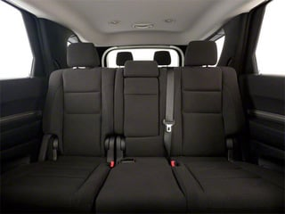 2011 Dodge Durango Pictures Durango Utility 4D Crew 2WD photos backseat interior