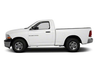 2011 Ram Truck 1500 Pictures 1500 Regular Cab Tradesman 4WD photos side view