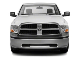 2011 Ram Truck 1500 Pictures 1500 Regular Cab Tradesman 4WD photos front view