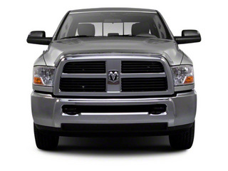 2011 Ram Truck 2500 Pictures 2500 Crew Power Wagon 4WD photos front view