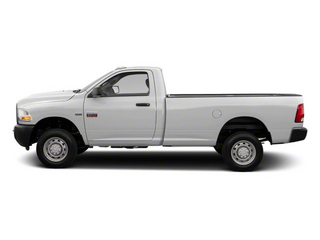 2011 Ram Truck 2500 Pictures 2500 Regular Cab Outdoorsman 2WD photos side view