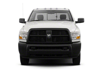 2011 Ram Truck 2500 Pictures 2500 Regular Cab Outdoorsman 2WD photos front view