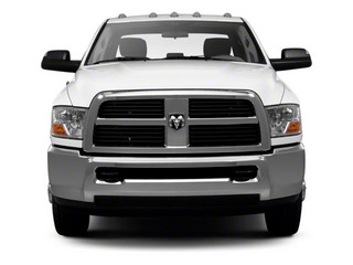 2011 Ram Truck 3500 Pictures 3500 Crew Cab Longhorn 4WD photos front view
