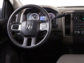 2011 Ram Truck 3500 Pictures 3500 Crew Cab Longhorn 4WD photos driver's dashboard