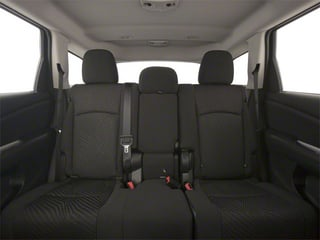 2011 Dodge Journey Pictures Journey Utility 4D Crew 2WD photos backseat interior