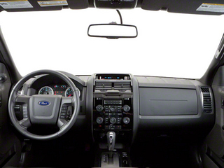 2011 Ford Escape Pictures Escape Utility 4D XLT 4WD (V6) photos full dashboard