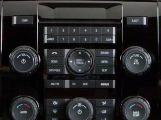 2011 Ford Escape Pictures Escape Utility 4D XLT 4WD (V6) photos stereo system